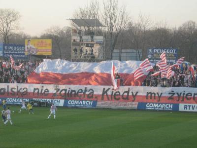 Cracovia Kraków - Arka Gdynia