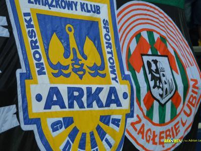 Arka Gdynia - Zaglębie Lubin / fot. Adrian Lenart