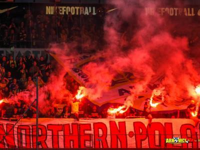 FC Midtjylland - Arka Gdynia