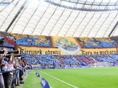 Arka - Legia: Finał Pucharu Polski 2018